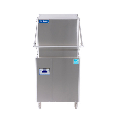 Jackson Door Type Dishwasher with Energy Recovery DYNATEMP-VENT - 39 Racks/Hr, High Temp