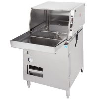 DELTA-5-E Jackson Door Type Glasswasher DELTA-5-E - 40 Racks/Hr, Low Temp