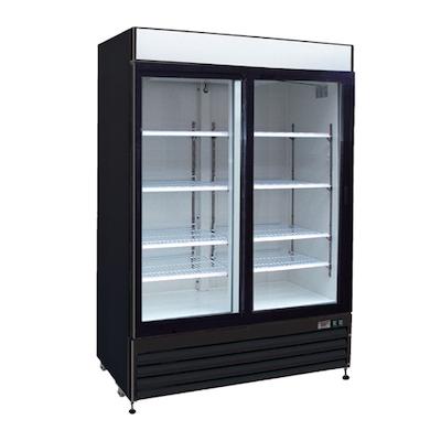 Kool It Merchandising Freezer KGF-48 - One Door