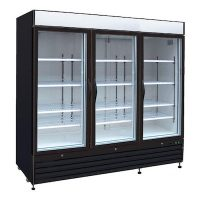 Kool It Merchandising Freezer KGF-72 - Two Door