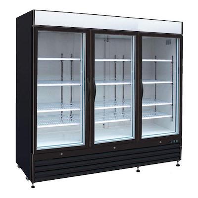 Kool It Merchandising Freezer KGF-72 - Two Door