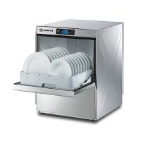 Krupps Undercounter Dishwasher K540E - 30 Racks/Hr, High Temp