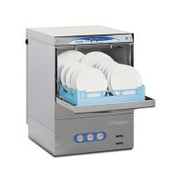 Lamber Undercounter Dishwasher DSP4DPS - 30 Racks/Hr, High Temp