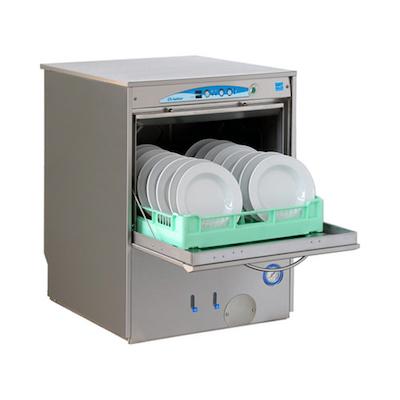Lamber Undercounter Dishwasher F92EKDPS - 30 Racks/Hr, High Temp