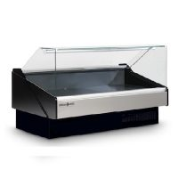 MVP Refrigerated Display Case KFM-FG-60-S - 60""