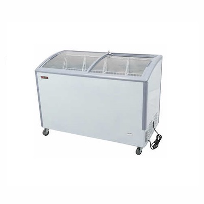 New Air Chest Freezer NIF-49-CG - 49""