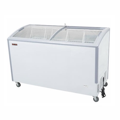 New Air Chest Freezer NIF-55-CG - 55""
