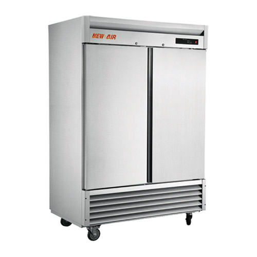 NSF-130-H New Air One Section Reach-In Freezer NSF-130-H - 54""