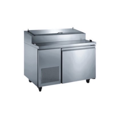 New Air Pizza Prep Refrigerator NPT-050-Pl - 50""