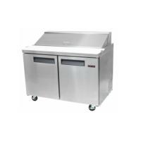 New Air Salad/Sandwich Prep Table NPT-048-SA - Two Door