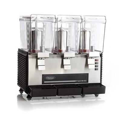 OSD30 Omega Cold Beverage Dispenser OSD30 - 3 Bowl