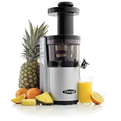 VSJ843RS Omega Vertical Masticating Juicer VSJ843RS -