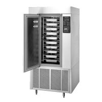 Randell Blast Chiller BC-10 - Upright