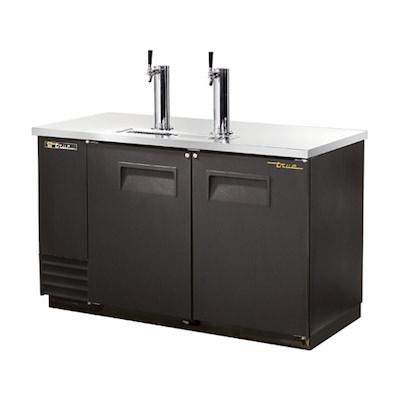 "TRUE Direct Draw Refrigerator TDD-2 - 59"""