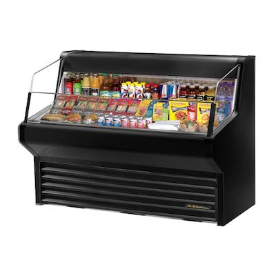 """TRUE Horizontal Open Air Merchandiser THAC-60 - 60"""""""