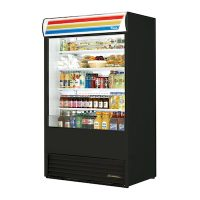 TRUE Vertical Open Air Merchandiser TAC-48-LD - 48""""