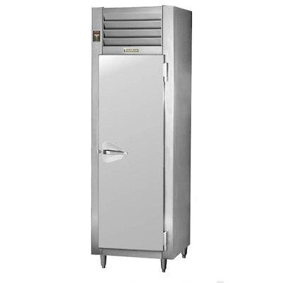 Traulsen One Section Narrow Reach in Freezer ALT132DUT-FHS - Solid Door