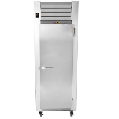G10010 Traulsen One Section Reach-In Refrigerator G10010 - Solid Door