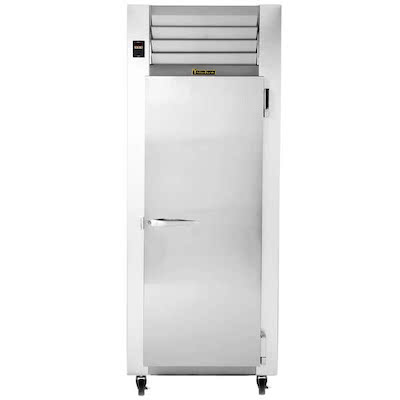 G12010 Traulsen One Section Reach in Freezer G12010 - Solid Door