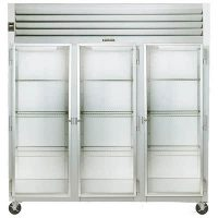 Traulsen Reach In Refrigerator G32010 - Glass Door