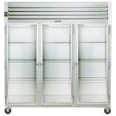 Traulsen Reach In Refrigerator G32010 - Glass Door