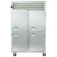 Traulsen Two Section Reach In Freezer G22002 - Half Solid Door