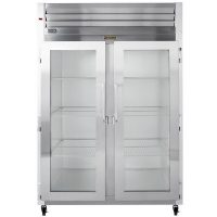 G21010 Traulsen Two Section Reach In Refrigerator G21010 - Glass Door