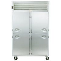 Traulsen Two Section Reach in Freezer G22001-032 - Half Door
