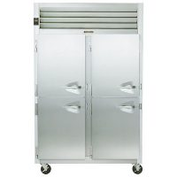 Traulsen Two Section Reach in Freezer G22003-032 - Half Door