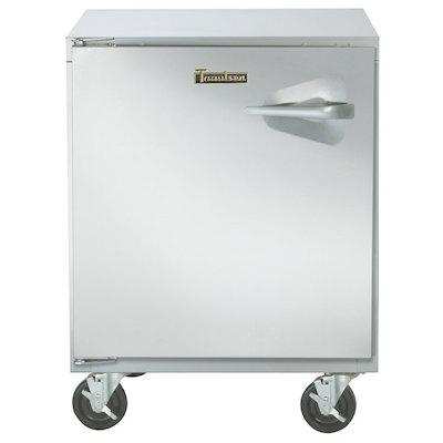 ULT27R0-SB Traulsen Undercounter Freezer ULT27R0-SB - Hinged Doors