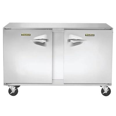 ULT48LR Traulsen Undercounter Freezer ULT48LR - Stainless Steel Back