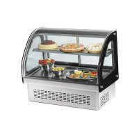 40843 Vollrath Drop-In Display Refrigerator 40843 - Curved Glass