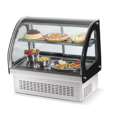"40844 Vollrath Drop In Display Refrigerator 40844 - 60"", Curved"