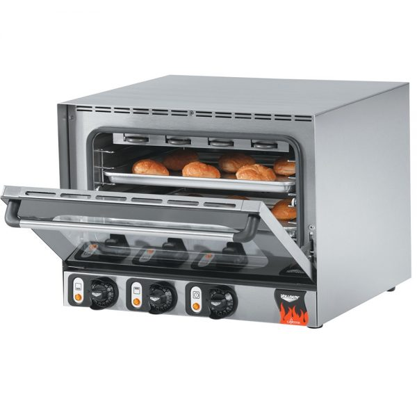 40703 Vollrath Half Size Countertop Electric Convection Oven 40703 - 1500 Watts