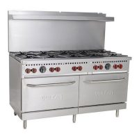 Vulcan Commercial Gas Range SX60-10B - 10 Open Burner