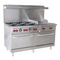 "Vulcan Commercial Gas Range SX60F-6B24G - 24"" Griddle"
