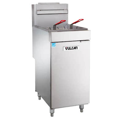 Vulcan Gas Fryer 1VEG35M (35-40 lbs) w/ $1000 Instant Rebate (BC Only)