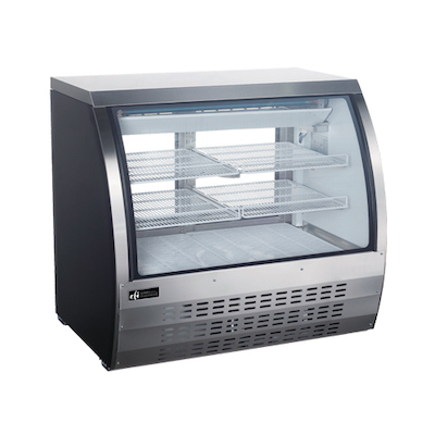 EFI CDC-48 Refrigerated Display Case