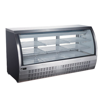 EFI CDC-82 Refrigerated Display Case