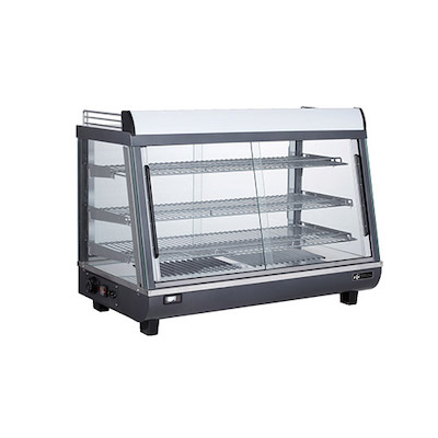 EFI HCGS-3526 Countertop Heated Display Case