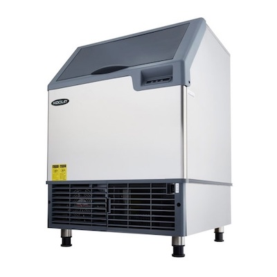Kool-It KCU-180-AH Undercounter Ice-Maker