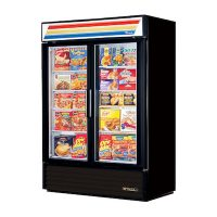TRUE GDM-49F-LD Merchandising Freezer