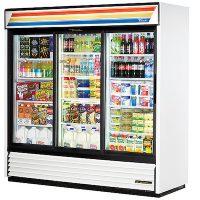 TRUE GDM-69-HC Merchandising Refrigerator