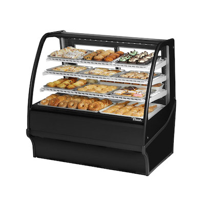 TRUE TDM-DC-59-GE-B Dry Bakery Display Case