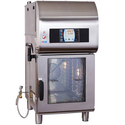 CTX4-10EVH Alto-Shaam CT Express Electric Combi Oven CTX4-10EVH - 10 Pan