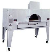 bakers pride fc-816 gas deck oven single