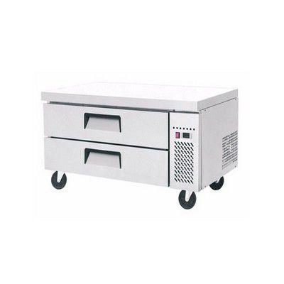 efi cb-36 chef base two drawers