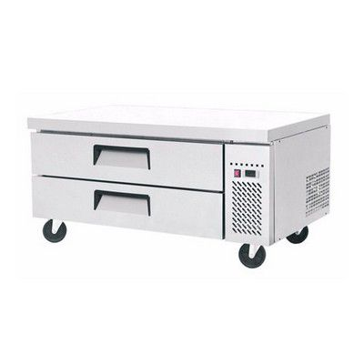 efi cb-48 chef base two drawers