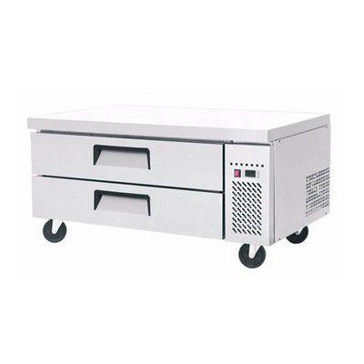 efi cb-52 chef base two drawers