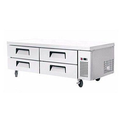efi cb-72 chef base four drawers